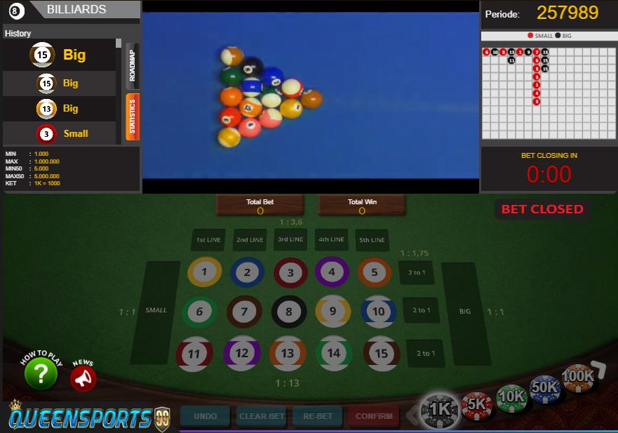judi live game billiard